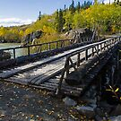 Canyon Creek Bridge by Yukondick