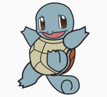 Pokemon Squirtle by jeice27