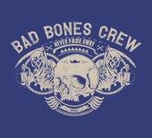Bad Bones Crew by ccorkin