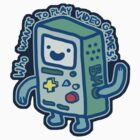 BMO From Adventure Time! by Kongregater123