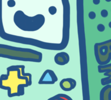 BMO From Adventure Time! Sticker