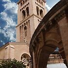 St. George's Cathedral Jerusalem by BrianJoseph