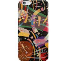 Kandinsky - Composition No. 10 iPhone Case/Skin