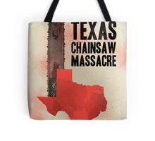 The Texas chainsaw massacre Tote Bag