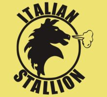 Italian Stallion by superedu