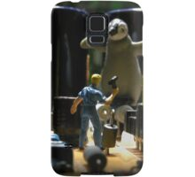 Infestation- penguin Samsung Galaxy Case/Skin