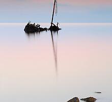 Flat calm by Grant Glendinning