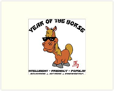 Funny Year of The Horse by ChineseZodiac
