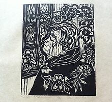 Woodcut Lithographs by Rahkel Biller-Klien by Derek Lowe