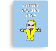 The One Who Hugs Canvas Print