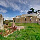 Road Side Church  NSW  Australia  by Kym Bradley