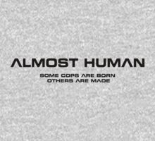 Almost Human - Dark by VancityFilming