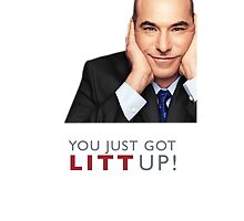 You Just Got Litt Up!  by nweekly