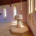 Vacated  Church  Rural NSW  by Kym Bradley