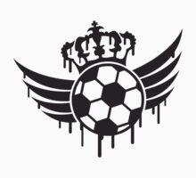 Soccer Blazon Logo Graffiti by Style-O-Mat