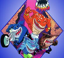 Street Sharks by heyitsjro