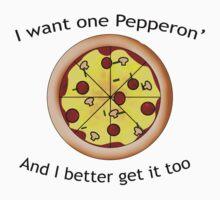 Dunkey: Pepperoni by vertikilled