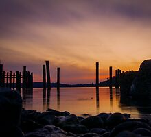 Titlow at Twilight by Castroni