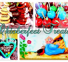 Oktoberfest Treats by ©The Creative  Minds