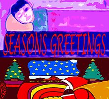 SEASONS GREETINGS 70 by pjmurphy