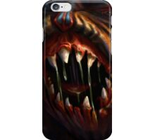 Monster iPhone Security -Level 2 iPhone Case/Skin