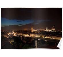 Notte a Firenze Poster