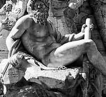 Fontana dei Fiumi by Erny1974