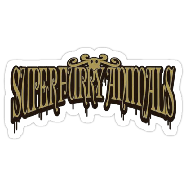 SUPERFURRY ANIMALS by elmerfud