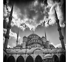 Mosque 3 Photographic Print