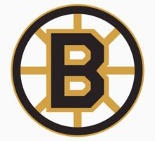 Boston Bruins hockey logos T-Shirts ,Stickers by boomer321sasha