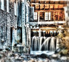 Moulton Mill by Richard Bean