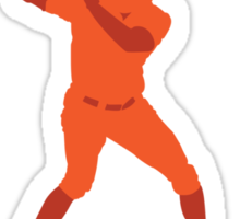 Hunter's Hitters (Orange Version) Sticker