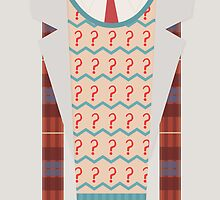 The Seventh Doctor by wohnjatsons