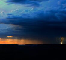 Thunderstruck by American Southwest Photography