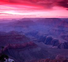 Pastel Sunset by American Southwest Photography