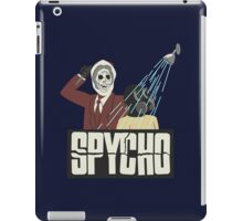 Spycho iPad Case/Skin