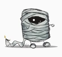 The Mummy Marshamallow by mallowkitty