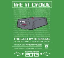 IT Crowd 2013 Special Promo by mustbethursday