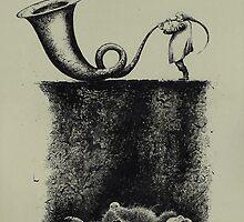 """Mole""  by Sergei Rukavishnikov by Alenka Co"