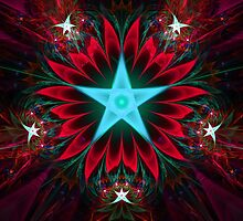Star Flower by James Brotherton