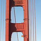 Golden Gate Bridge by SandrineBoutry