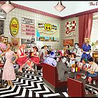 The Diner by PrivateVices