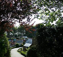 Bondville Model Village by Merice  Ewart-Marshall - LFA