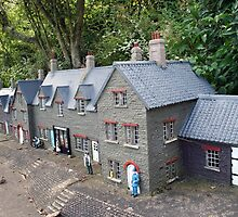 Hearth and home - Bondville Model Village by Merice  Ewart-Marshall - LFA
