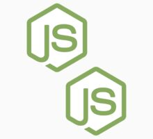 JS hexagon (Node.js) ×2 by csyz ★ $1.49 stickers