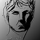 portrait roman by Marmellino