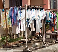 Hoi An Laundry by phil decocco
