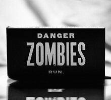 Danger Zombies Run by DangRabbit