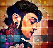 Travie McCoy  by themighty