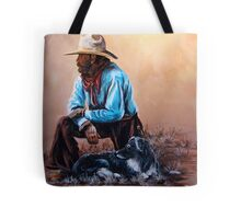 Blazing The Trail Tote Bag